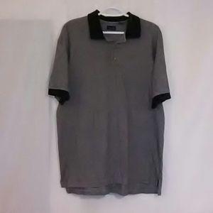 Izod Polo T-Shirt Gray